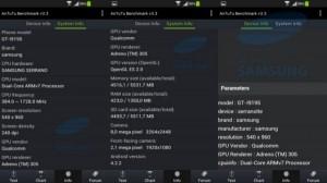 Samsung Galaxy S4 Mini Características