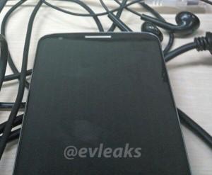 Posible LG Nexus 5