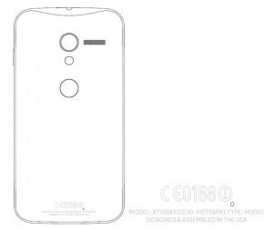 Motorola XT1058 XFON
