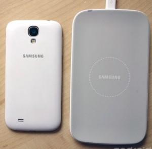Samsung Galaxy S4 Carga inalámbrica