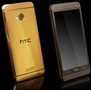 Goldgenie HTC One Oro