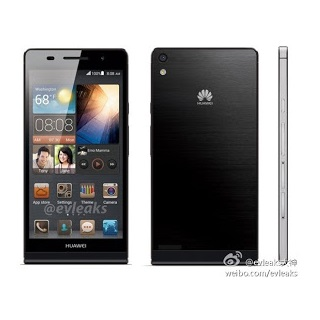 Huawei Ascend P6 Nexus User Xperience