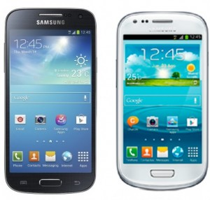 Samsung Galaxy S4 mini vs Samsung Galaxy S3 mini