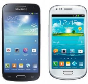 Samsung Galaxy S4 mini vs Samsung Galaxy S3 mini