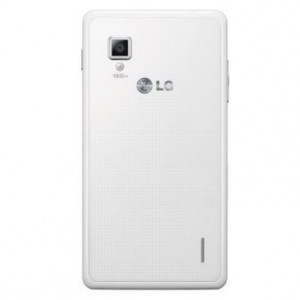 LG Optimus G White