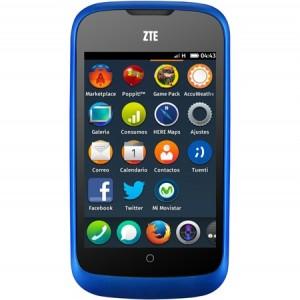 ZTE Open Firefox OS