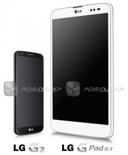 LG G Pad 8,3