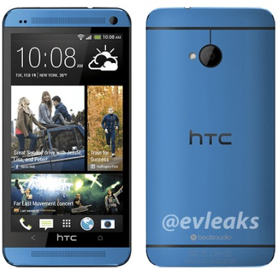 htc one azul