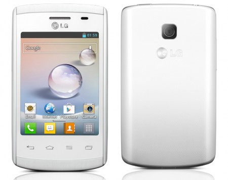 LG Optimues L1 II Blanco