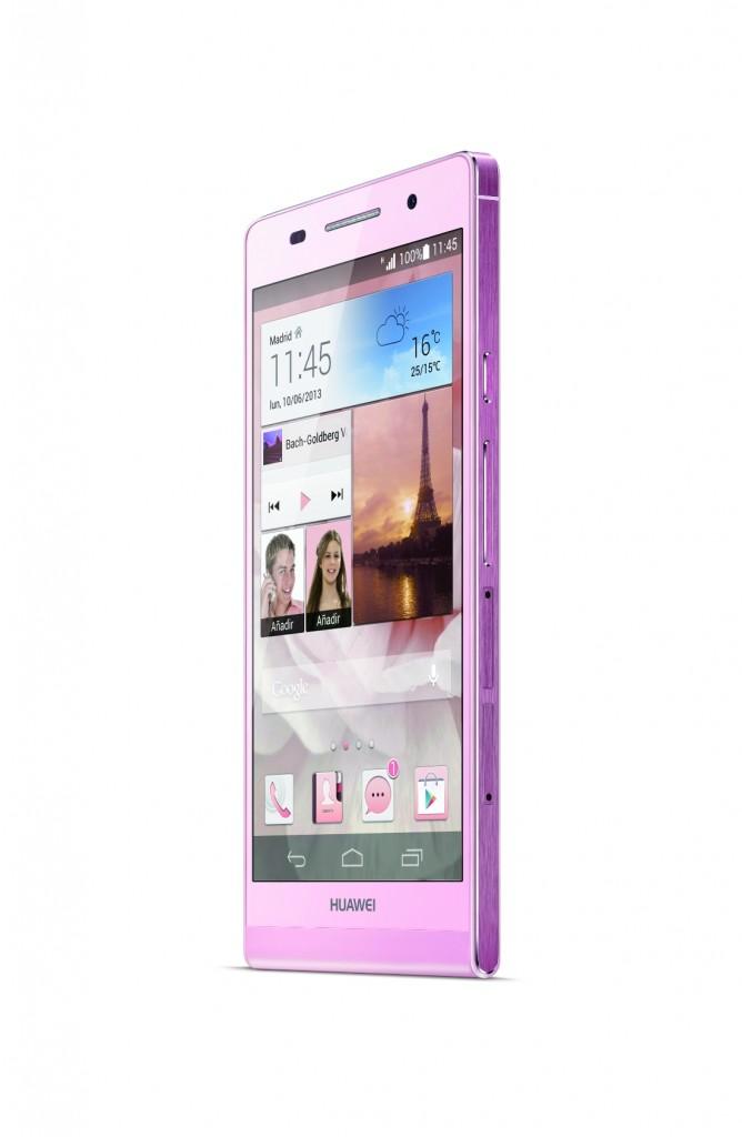 HuaweiP6 Pink