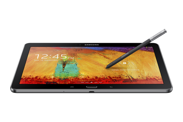 N1 015 Dynamic Black Samsung Galaxy Note 10.1 2014 Edition, presentada oficialmente