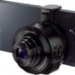 sony qx10 en smartphone 150x150 Sony Qx10 y Sony  Qx100, presentados oficialmente