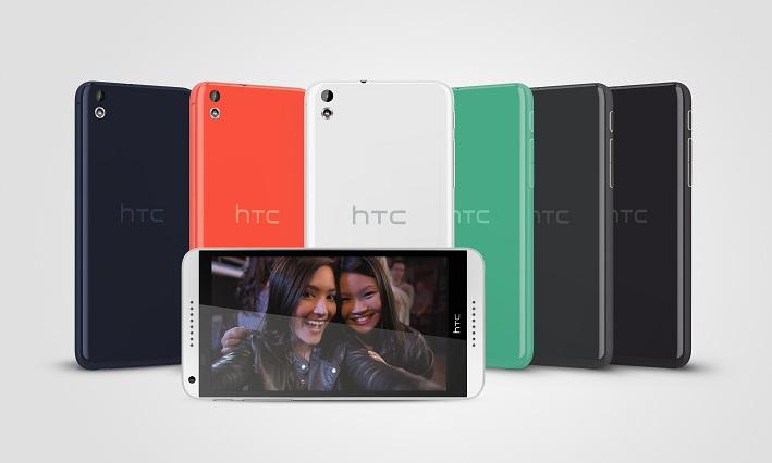 HTC Desire 816_3V_colors