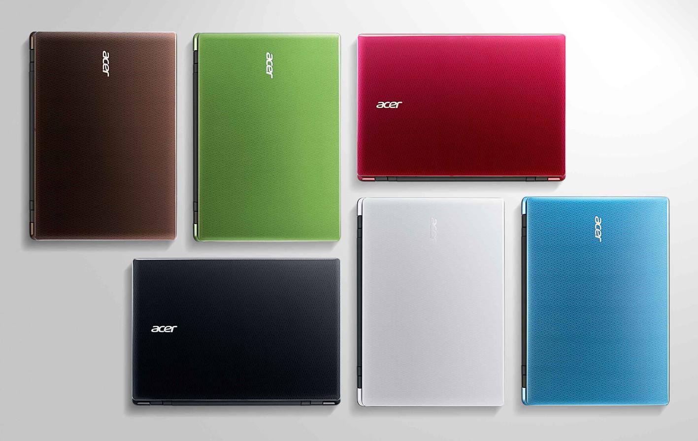 Acer presenata sus nuevos portátiles Aspire Acer E14 y Acer E15