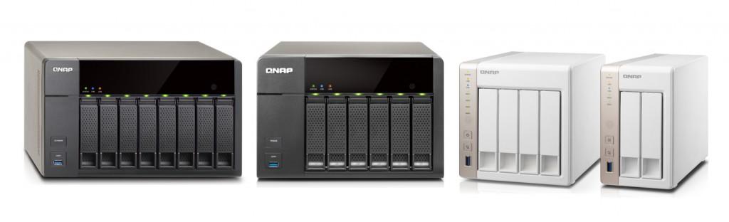 QNAP Serie TS-x51
