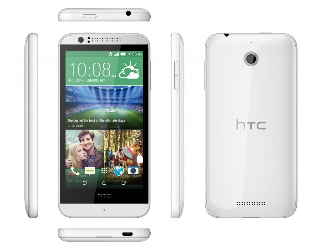 HTC Desire 510_6V_White