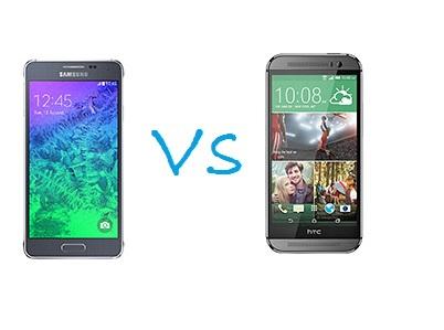 HTC-One-M8-VS-Galaxy-Alpha