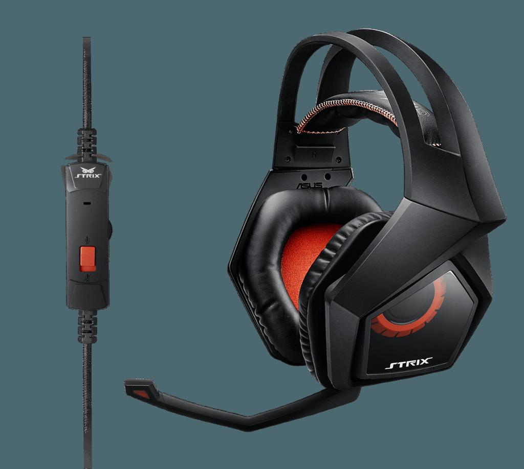 ASUS Strix 2.0 multi-platform gaming headset