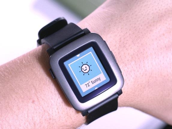 Pebble-Time