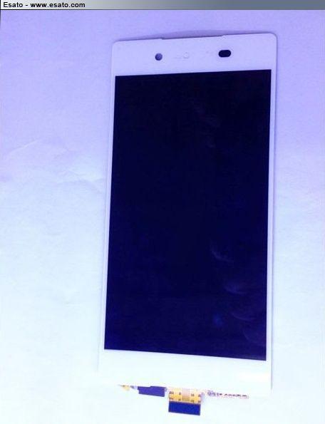 Sony Xperia Z4 deja ver su frontal por la red