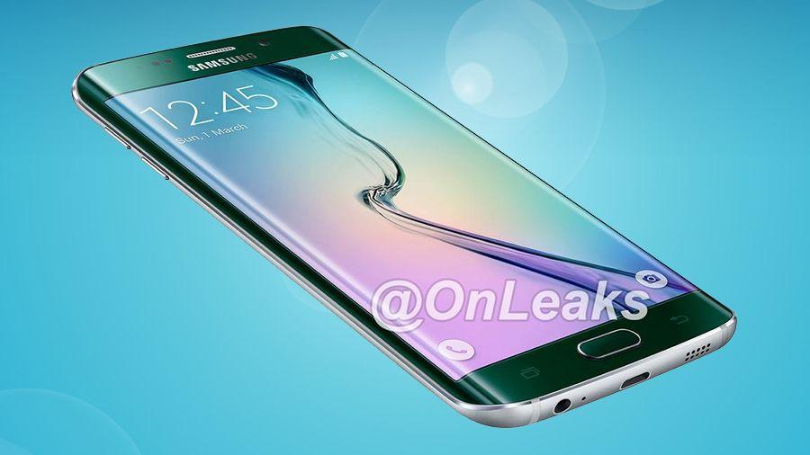 Samsung Galaxy S6 Edge Plus-render