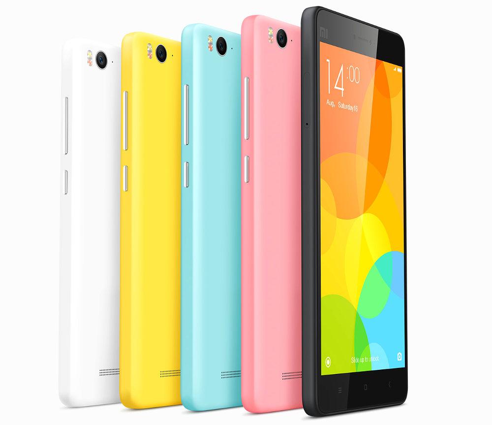 Xiaomi Mi 4i precio y características