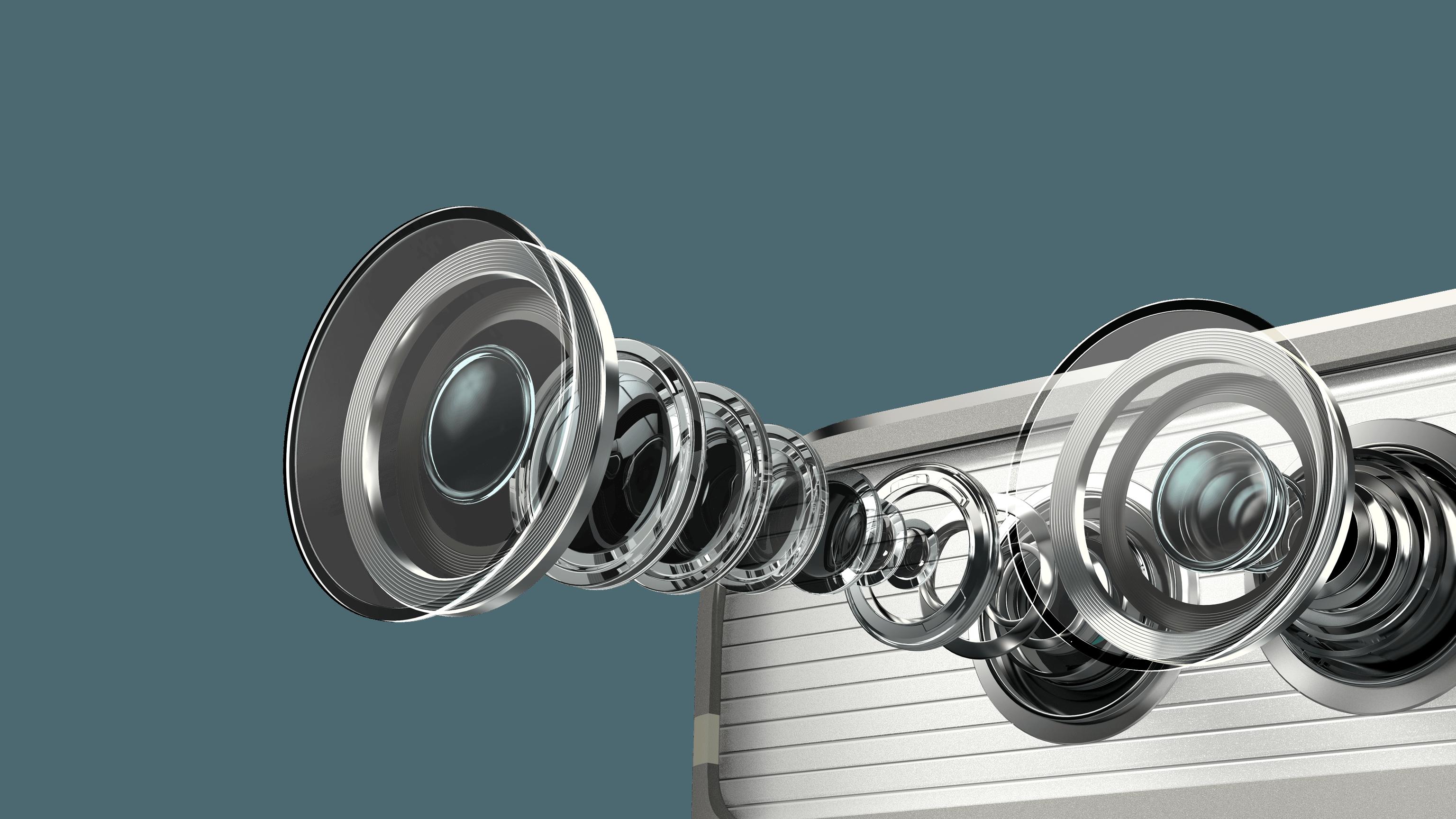Huawei-P9 – Dual-Camera Smartphone