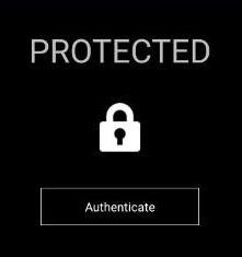 My Xperia Theft Protection