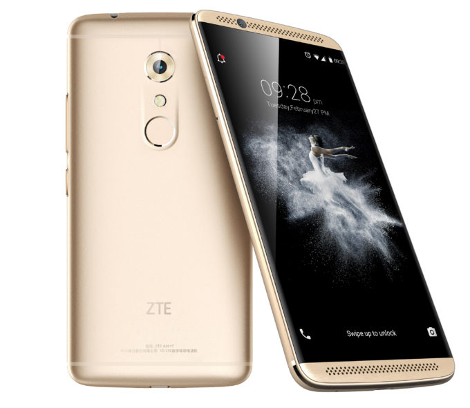 Kshs 14,000 zte axon 7 google play Aurora official product