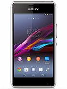 Imagen del Sony Xperia E1 dual