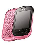 Imagen del LG Optimus Chat C550