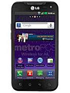 Imagen del LG Connect 4G MS840
