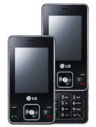 Imagen del LG KC550
