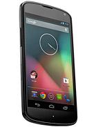 Imagen del LG Nexus 4 E960