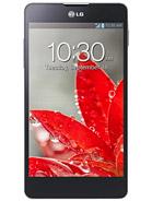 Imagen del LG Optimus G E975