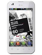 Imagen del LG Optimus Black (White version)