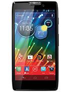 Imagen del Motorola RAZR HD XT925