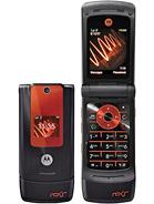 Imagen del Motorola ROKR W5