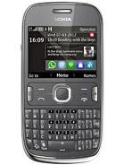 Imagen del Nokia Asha 302