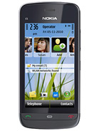Imagen del Nokia C5