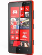 Imagen del Nokia Lumia 820