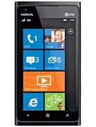 Imagen del Nokia Lumia 900 AT&T