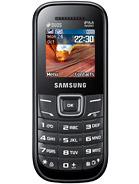 Imagen del Samsung E1207T