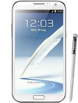 Imagen del Samsung Galaxy Note II N7100