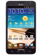 Imagen del Samsung Galaxy Note I717