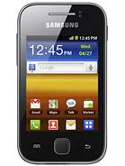 Imagen del Samsung Galaxy Y S5360