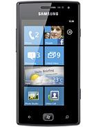 Imagen del Samsung Omnia W I8350
