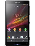 Imagen del Sony Xperia ZL