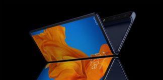 Huawei Mate Xs Flying Wing