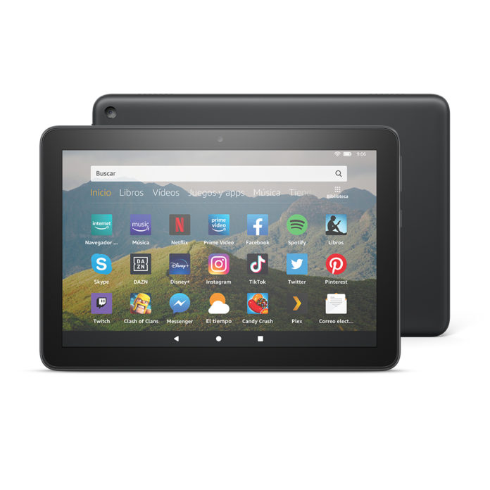 Amazon Fire HD 8 10ª generación